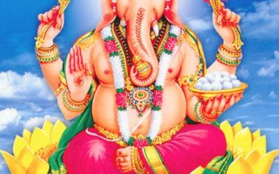 Ganesha lord of obstacles